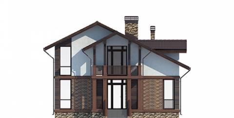 Фасад проекта 96-46