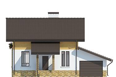 Фасад проекта 96-85