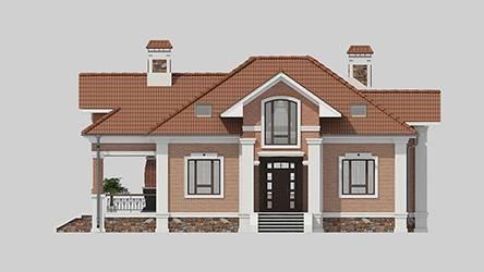 Фасад проекта 96-93