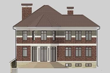 Фасад проекта 96-97
