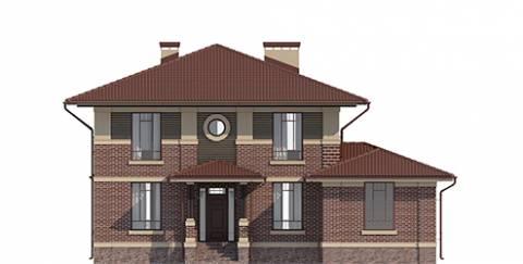 Фасад проекта 97-03