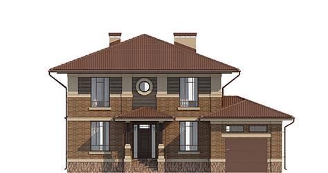 Фасад проекта 97-09