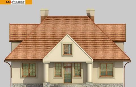 Фасад проекта LK&85