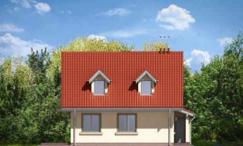 Фасад проекта Алиция