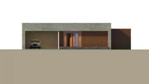 Фасад проекта Орел