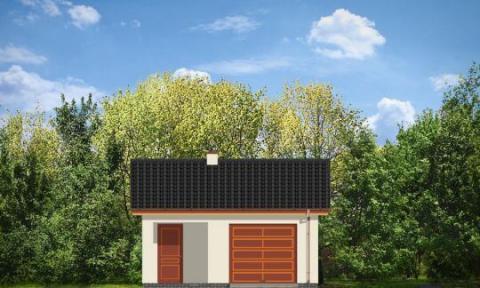 Фасад проекта BG01