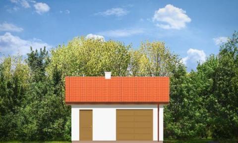 Фасад проекта BG02