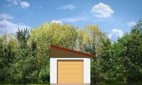 Фасад проекта BG03