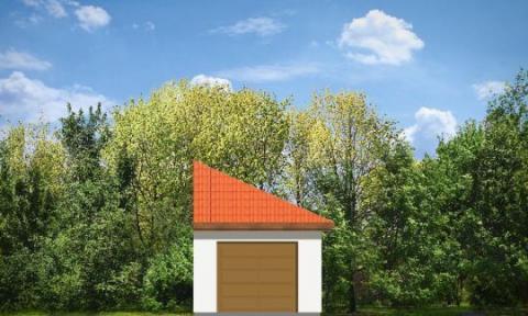 Фасад проекта BG04