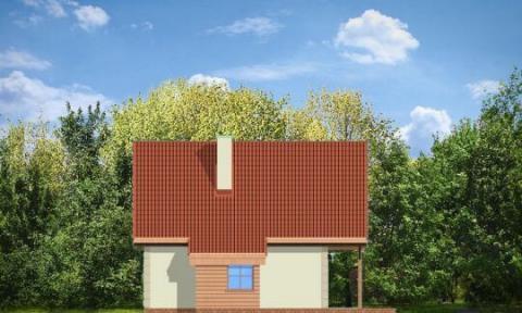 Фасад проекта Хатка