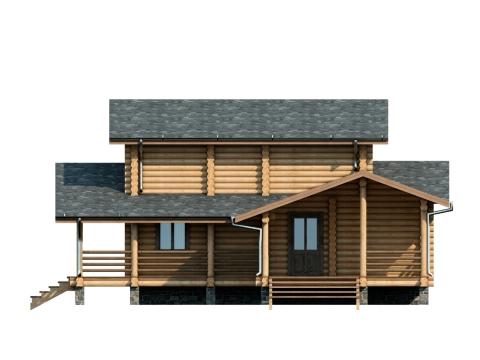 Фасад проекта Царская купель