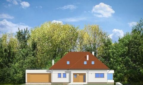 Фасад проекта Эко