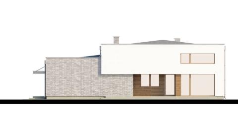 Фасад проекта Zx34