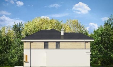 Фасад проекта Ривьера-4