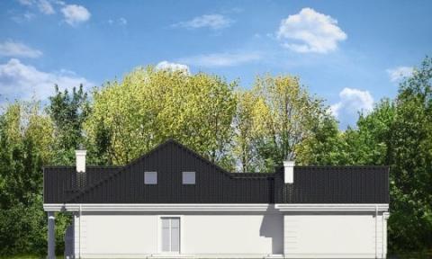 Фасад проекта Парковая Резиденция-3