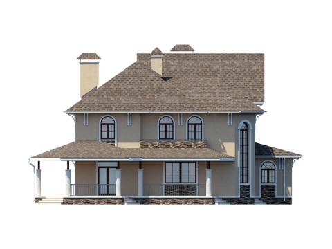 Фасад проекта Эльзас