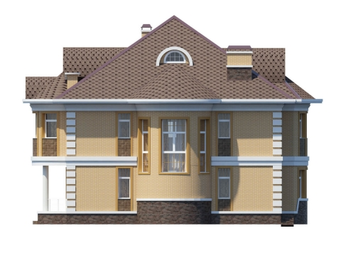 Фасад проекта Валери М