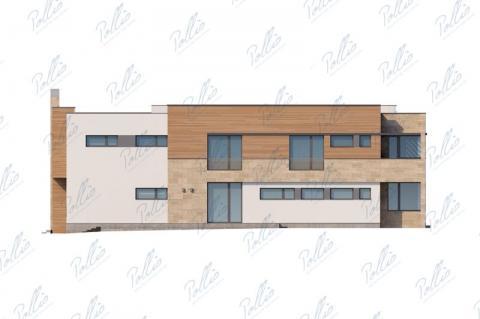 Фасад проекта Х23