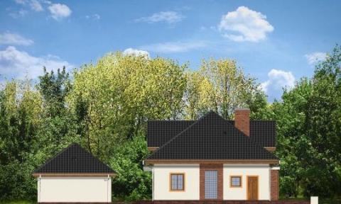 Фасад проекта Семейный