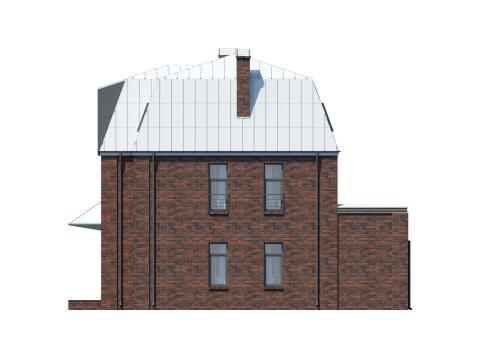 Фасад проекта Ноттингем
