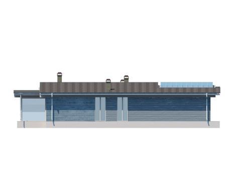 Фасад проекта Аспен