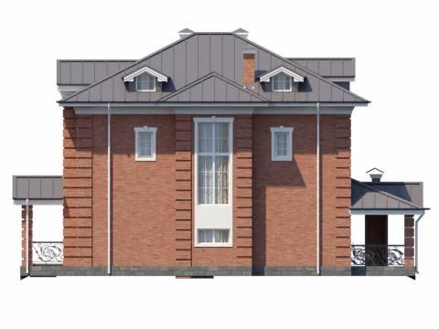 Фасад проекта Дарли-1
