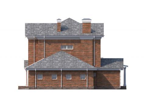 Фасад проекта Престон