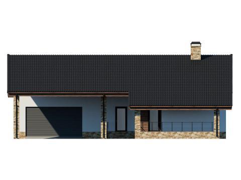Фасад проекта Перацци