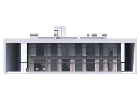 Фасад проекта Лоренцо