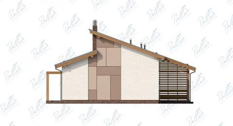 Фасад проекта X15