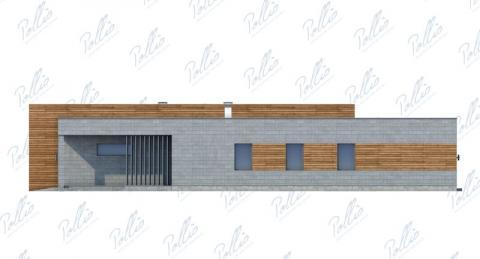 Фасад проекта Х6