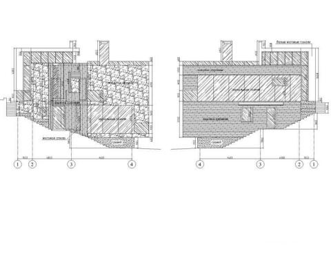 Фасад проекта Хамелеон