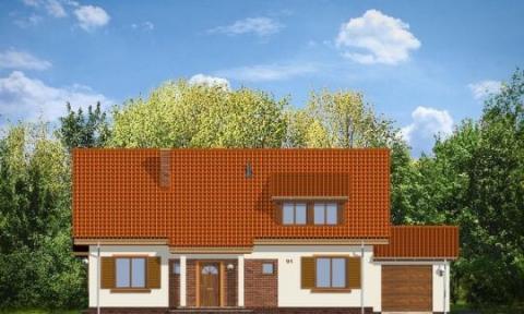 Фасад проекта Фрашка-2