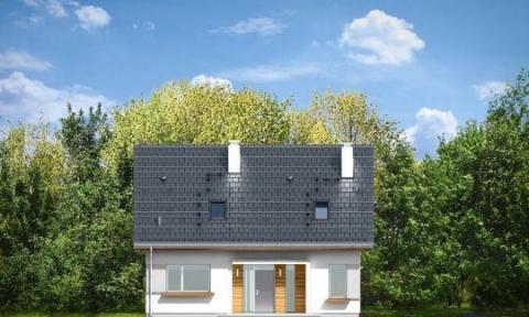 Фасад проекта Идеальный