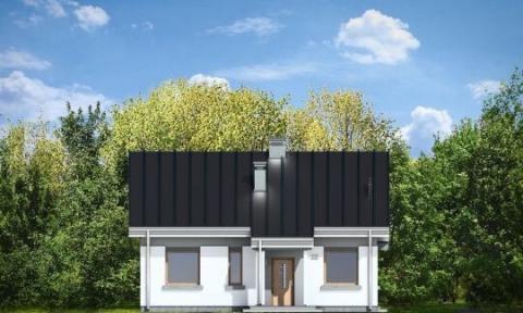 Фасад проекта Кайтек