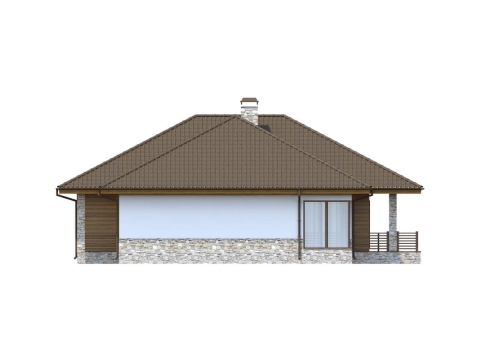 Фасад проекта Лахти