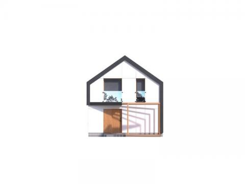 Фасад проекта P1