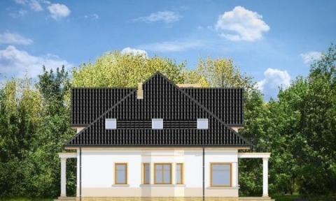 Фасад проекта Аманда