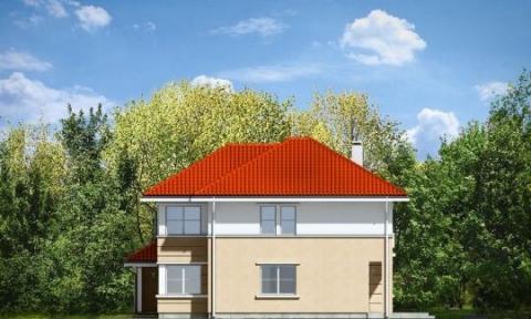 Фасад проекта Аметист-2