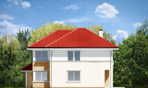 Фасад проекта Аметист