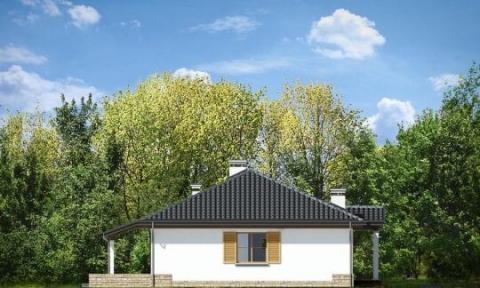 Фасад проекта Четыре угла-4