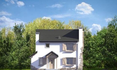 Фасад проекта Провансальский