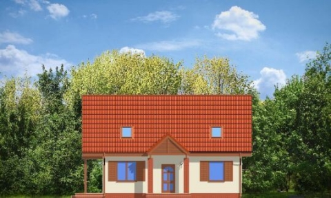 Фасад проекта Радостный