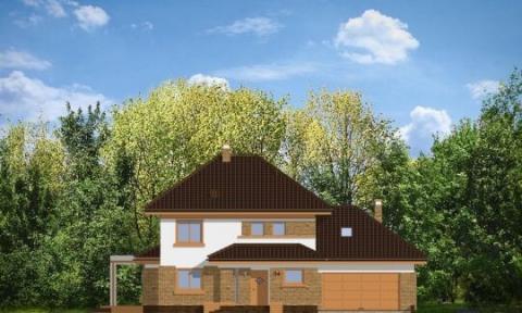 Фасад проекта Сладкий