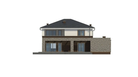 Фасад проекта Zx109