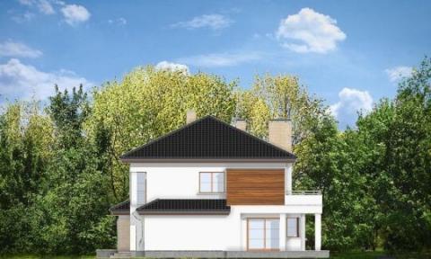 Фасад проекта Вега
