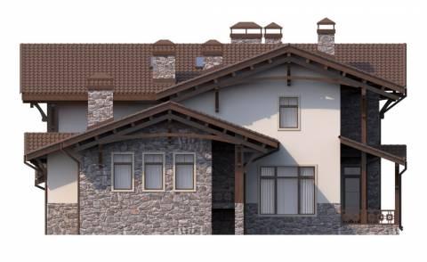 Фасад проекта Бероль