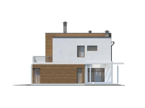 Фасад проекта Гатри