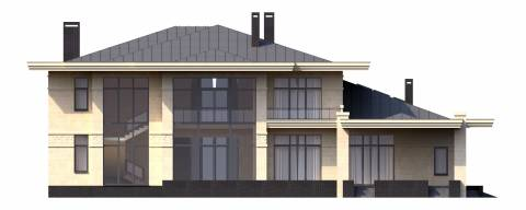 Фасад проекта Гамильтон