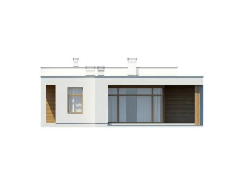 Фасад проекта Лир